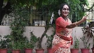 రోనాపై పద్మశ్రీ డాక్టర్ శోభానాయుడు గారి నృత్య సందేశం