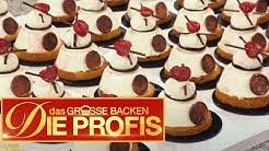 4 Minuten pro Kuchen! Wer schafft 50 perfekte Kuchen? | 1/2 | Das große Backen – Die Profis | SAT.1