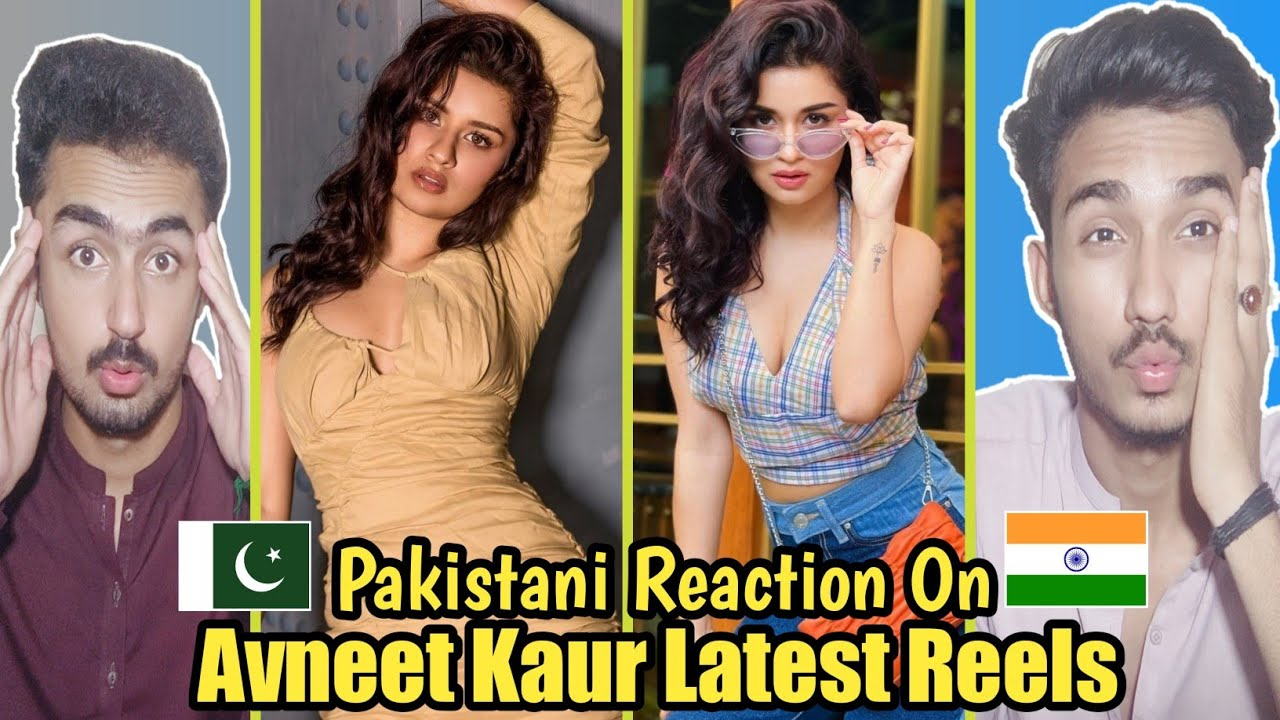 Download Pakistani Reaction TO Avneet Kaur Latest Instagram Reels | Indian Tiktoker | PsycoooBoys