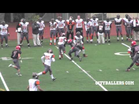 2014 OAL - Oakland McClymonds vs Oakland Skyline
