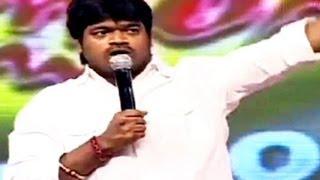 Gabbar singh audio launch - director harish shankar speaks about pawan kalyan - 12