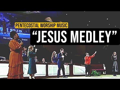 """""""Jesus Medley"""" song Apostolic/Pentecostal Worship Music"""