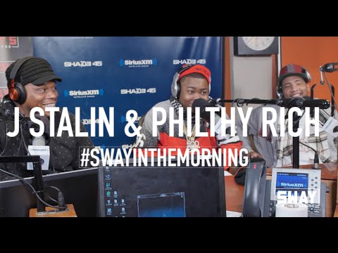 J Stalin and Philthy Rich Speak on Bay Area Rap and Streets Tales +  Freestyle Live   Sway's Universe