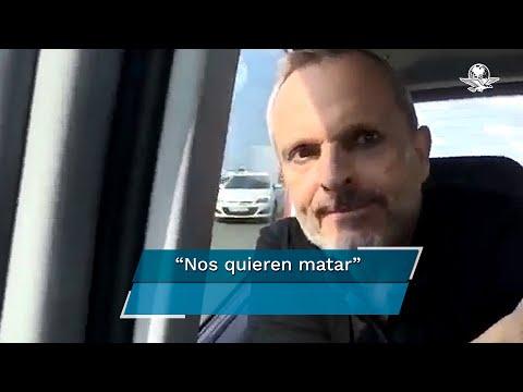 Miguel Bosé contra la vacuna del Covid-19