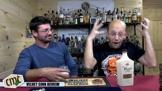 Cruzan Velvet Cinn Review, Horchata And Rum