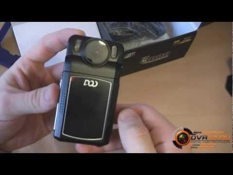 Мини-обзор видеорегистратора DOD F500LHD
