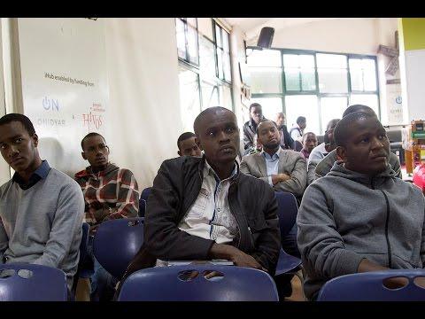Entrepreneurs Forum with Professor Bitange Ndemo