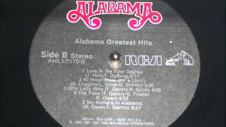 Alabama Greatest Hits