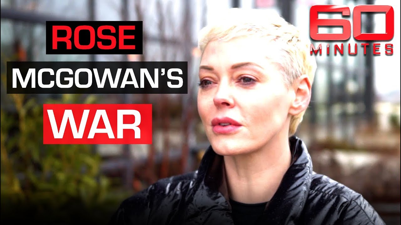 Download Rose McGowan vs. Black Cube: Taking down Harvey Weinstein's army of spies | 60 Minutes Australia
