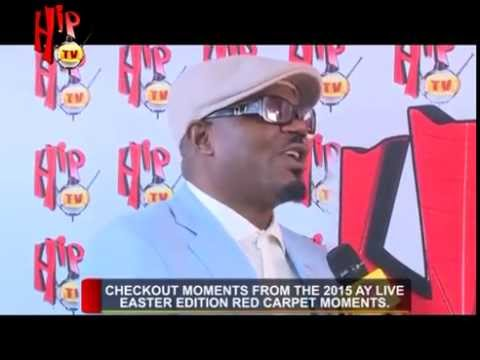HIPTV NEWS - CHECKOUT MOMENTS FROM THE 2015 AY LIVE EASTER EDITION ORANGE CARPET