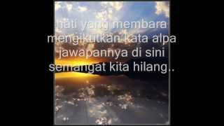 semangat yang hilang (lirik) xpdc