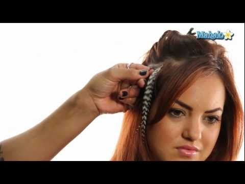 how-to-do-feather-hair-extensions