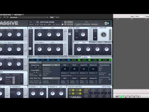 Using Velocity Modulation In Massive For New Synth Design Possibilities *FREE PRESET/SAMPLES*