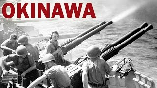 WW2 - Fierce fight with Japan: Battle of Okinawa | Kamikaze Attacks on US Ships | 1945 Combat Scenes