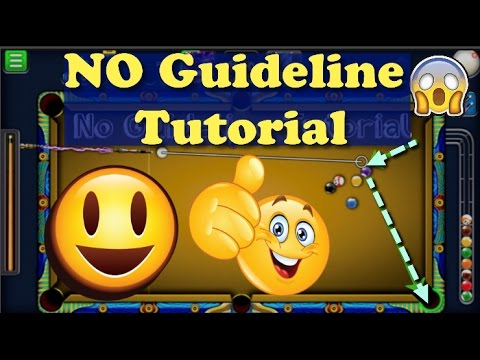 8 Ball Pool No Guideline Best Tutorial | + 50M Amazing Win & Shanghai No Guideline & Paris Rings