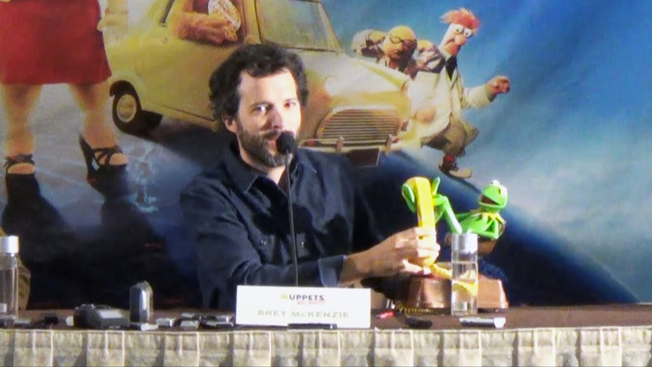 Muppets Most Wanted Press Conference W Producer Director And
