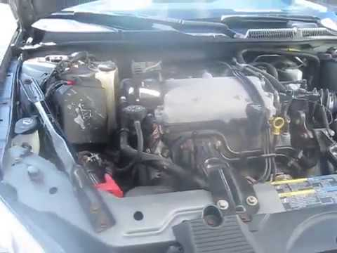 2007 Chevy Impala Starter Replace