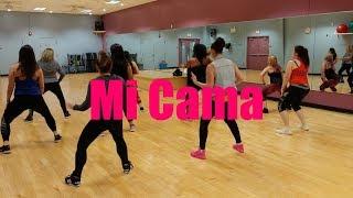 Mi Cama  Karol G & J.Balvin | Dance Fitness | ashley jabs