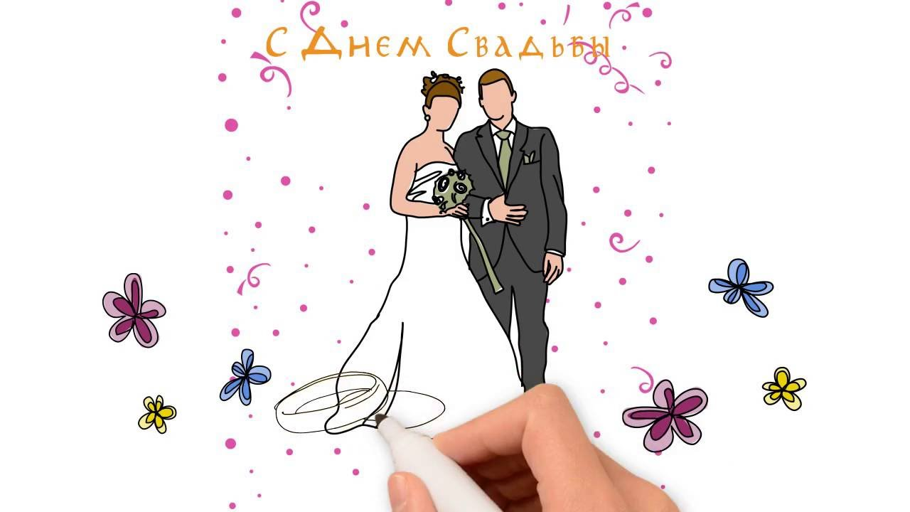 классные поздравления на свадьбу в ютубе замонавий