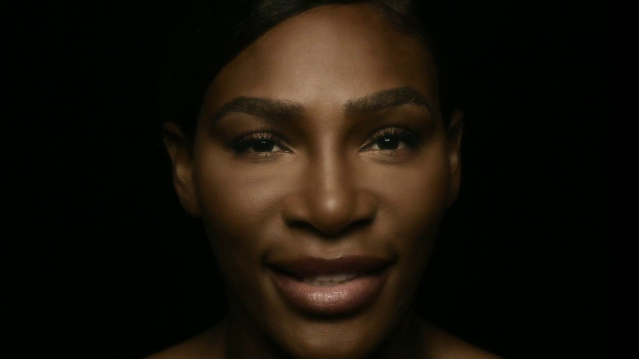 800cbb0aa229d TOUCH YOURSELF  A breast health reminder from Serena Williams. Berlei  Australia