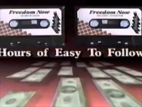 Tronsoft  Freedom Now  commercial   1990