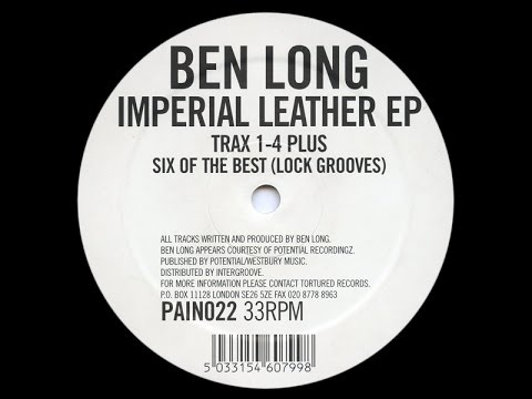 Ben Long - Loop ( Imperial Leather - A1 )