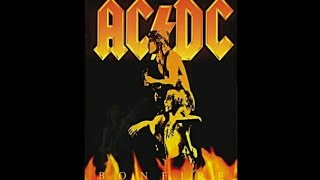 Malcolm and Angus Young sums up the BONFIRE box set collection, ful...