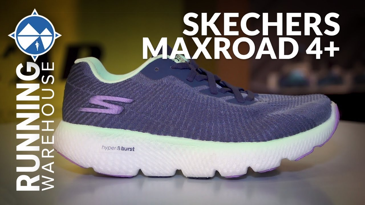Skechers GOrun MaxRoad 4+ First Look | Highly Cushioned Trainer with a Revamped Fit