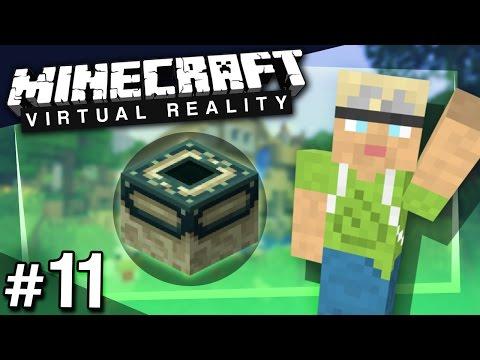 Minecraft VR: Underwater Fortress! - PART 11 (HTC Vive)