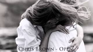 Chris Brown - Open road (I love her) ♥