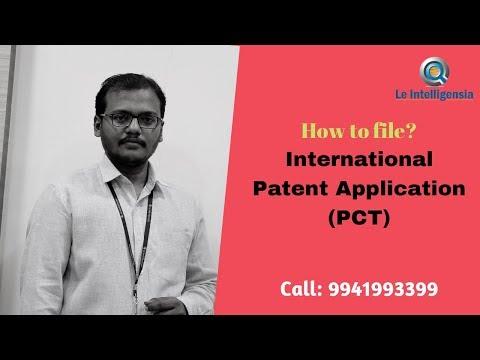 PCT Patent Filing