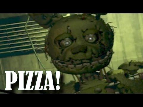 QUIEREN PIZZA !! - Five Nights at Freddy's 3 | Fernanfloo