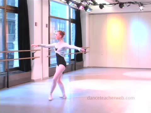 Dance Teacher Web Presents Ballet/Pointe By Angela D'Valda Sirico