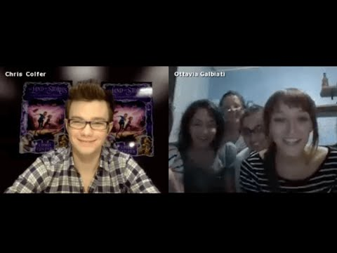 Live Chat with Chris Colfer for The Land of Stories 2: The Enchantress Returns (Archive)