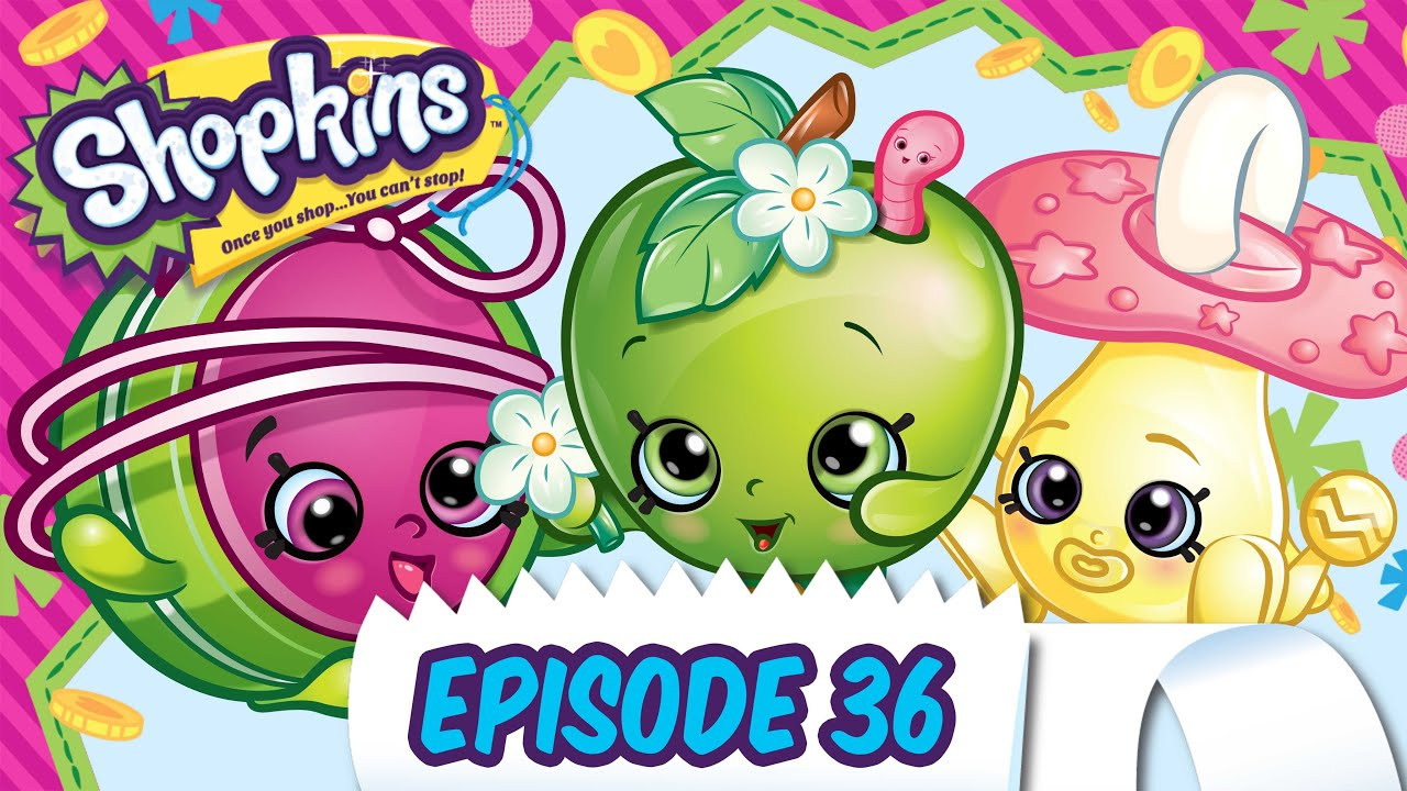 shopkins cartoon episode - photo #6