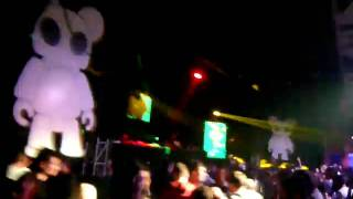 Electric Rescue Live @ DBTH Don't Believe The Hype Festival 3 2010 HD - The  Pretty Killer