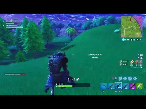 Fortnite missle madness. Ft. Zachary