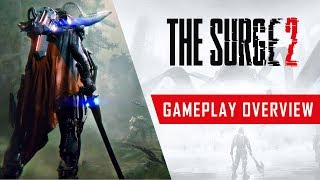 [Gamescom 2019] The Surge 2 - Gameplay Overview Trailer