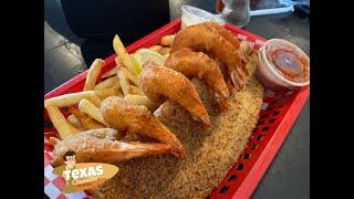 Texas Chronicles Pit Stop:  Credeur's Cajun Cookin'!