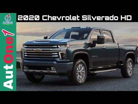 2020 Chevrolet Silverado HD / Tougher, stronger and more capable