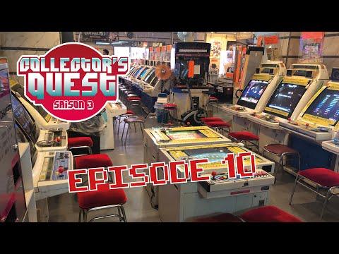 ollector's Quest Saison 3 au Japon (Ep.10) chez Amano Game Museum