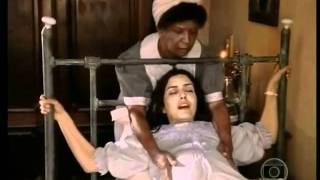 Repeat youtube video Minissérie Um Só Coração - 2004 / Maria Luisa dá à luz