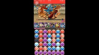 puzzle and dragons challenge dungeons 20 level 10 awoken haku pt