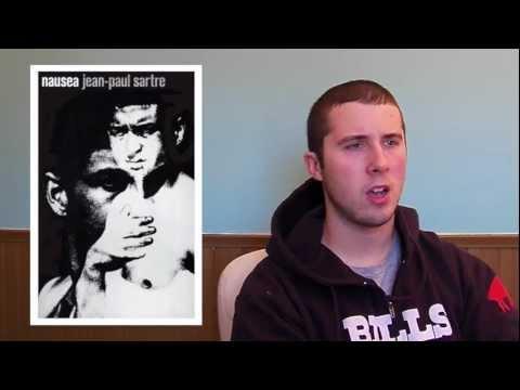 nausea jean paul sartre review