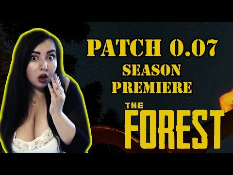 Let's Play The Forest - Patch 0.07 (Season Premiere!)