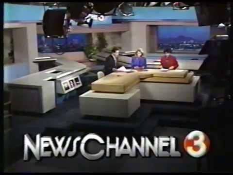 'KTVK News Channel 3' (Phoenix, AZ) 10 PM News - 03.21.87