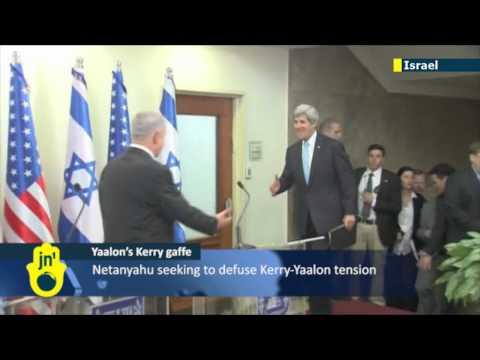 John Kerry Mideast peace bid branded 'Messianic': US slams Israeli minister Yaalon's comments