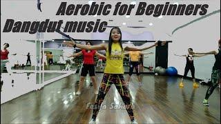 Download Lagu Senam aerobik pemula lagu dangdut mp3