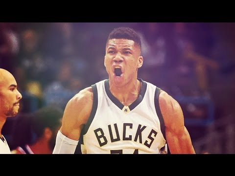 Giannis Antetokounmpo 2017 Mix - Carry...