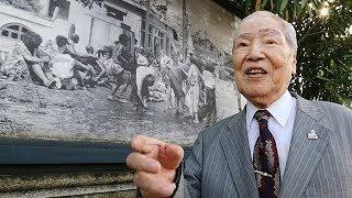日本被団協代表委員の坪井直さん、96歳で死去 国内外で核廃絶訴え